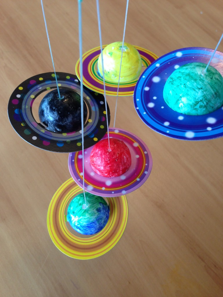 Create Your Own Solar System Mobile2