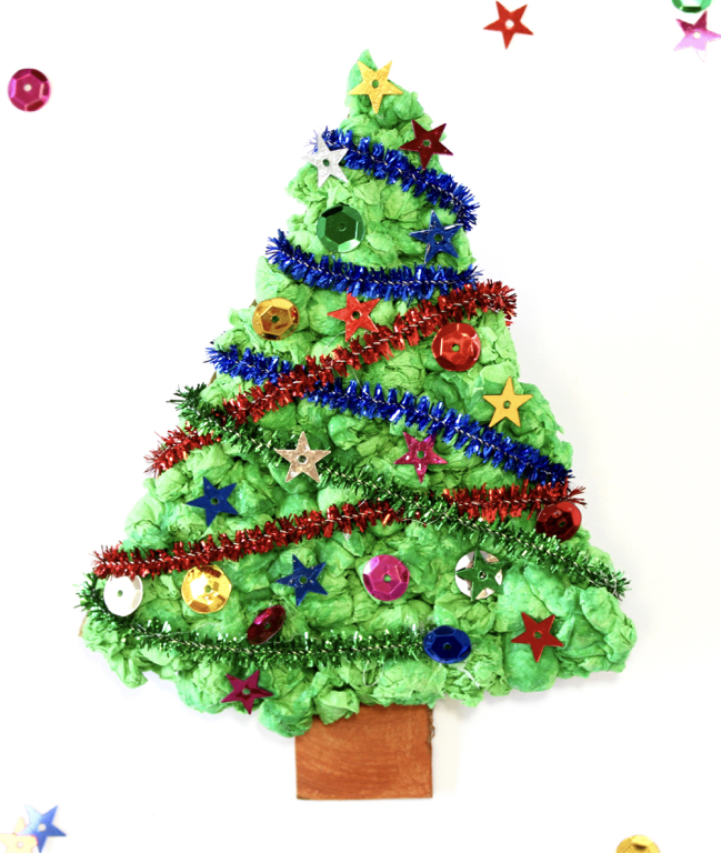 Catchy Collections of Christmas Tree Making